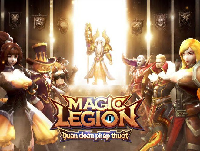 Chơi Magic Legion – Age of Heroes on PC 8