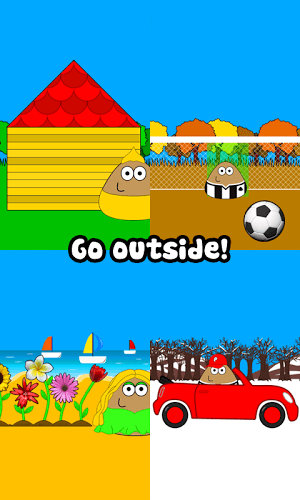Play Pou on PC 6
