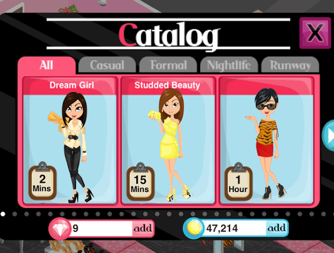 Play Fashion Story Mermaid Cove on PC 9