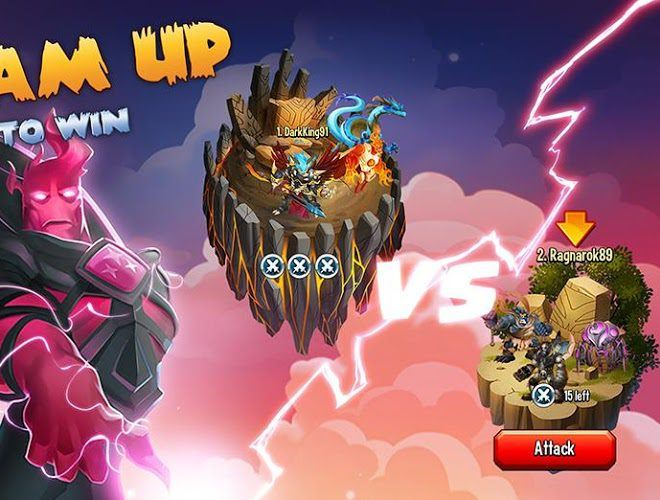 Chơi Monster Legends on pc 14