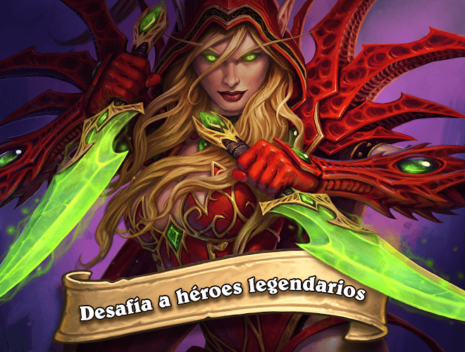 Juega Hearthstone app on pc 11