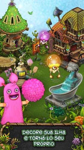 Jogue My Singing Monsters on pc 4