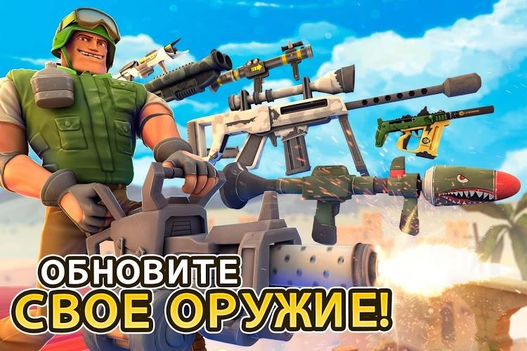 Играй Respawnables — FPS Коммандос Спецна́з На ПК 6