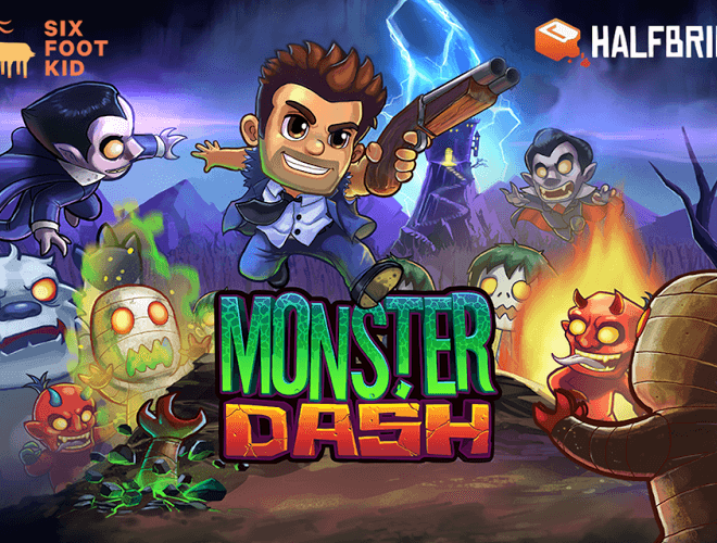 Play Monster Dash on pc 3