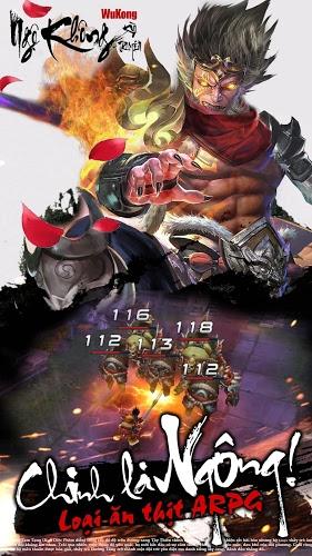 Chơi Wukong – Ngộ Không Kỳ Truyện on PC 3