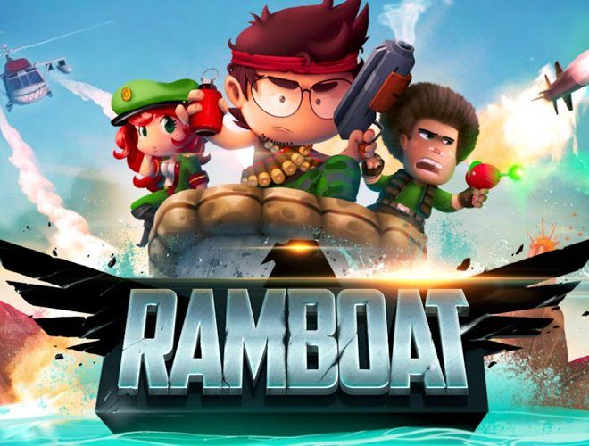 Chơi Ramboat: Shoot and Dash on pc 8