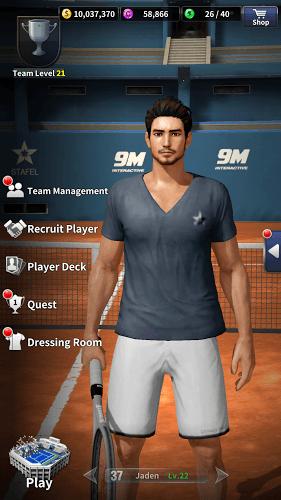 즐겨보세요 얼티밋 테니스 on PC 12