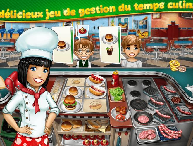 Jouez à  Cooking Fever sur PC 9