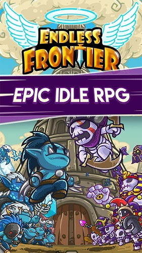 Play Endless Frontier Saga – RPG Online on PC 2