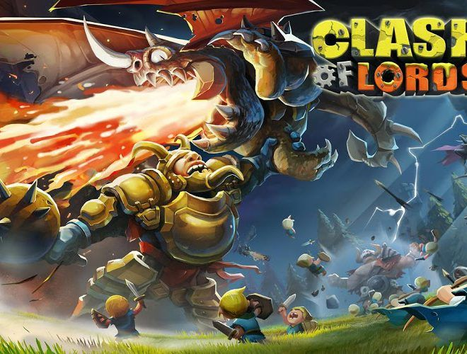 Play Clash of Lords 2 on PC 2