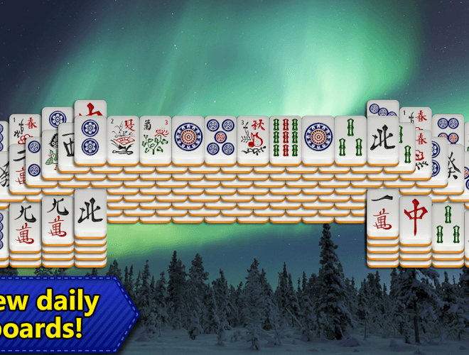Play Mahjong Solitaire Epic on PC 4