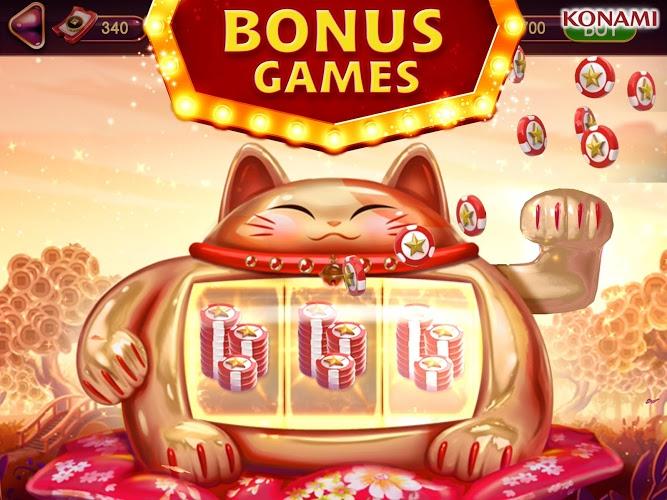 Play my KONAMI Slots on PC 14