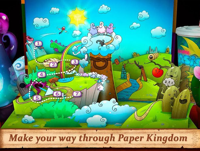 Play Fold the World on PC 5