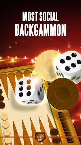 Play Backgammon Plus on PC 1