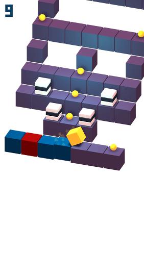 เล่น Cube Roll on PC 5
