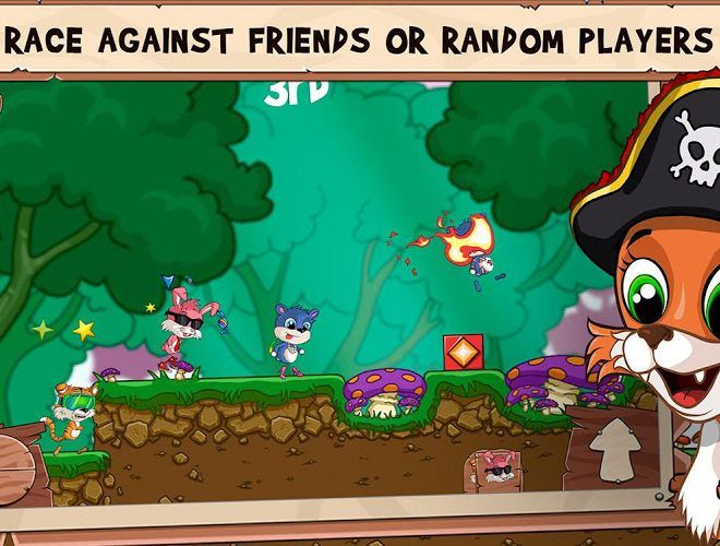 Play Fun Run 2 – Multiplayer Race on PC 3