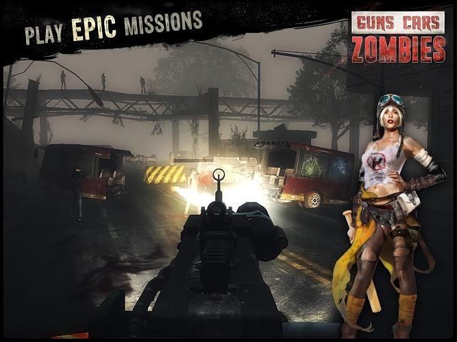 Играй Guns, Cars, Zombies На ПК 18