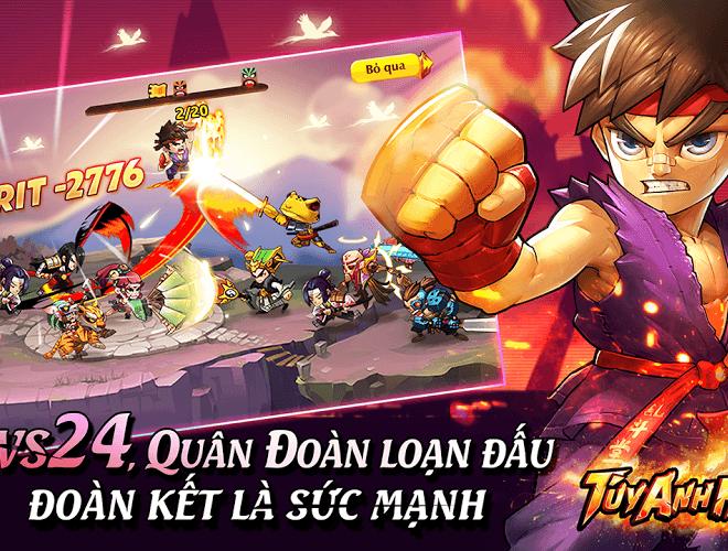 Chơi Túy Anh Hùng on PC 14