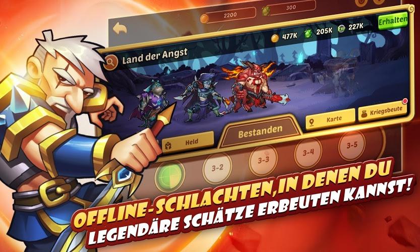 Spiele Idle Heroes auf PC 13