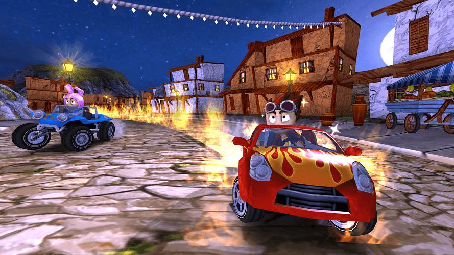 Играй Beach Buggy Racing На ПК 9