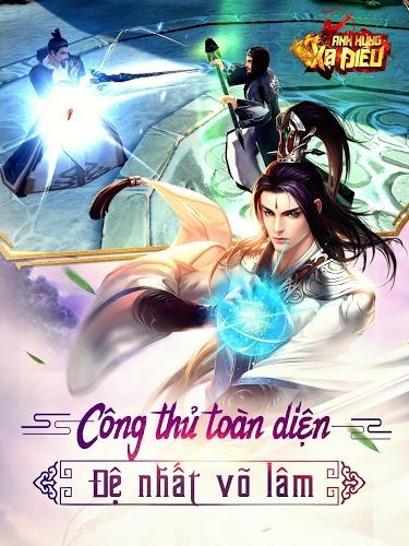 Chơi Anh Hùng Xạ Điêu on PC 8