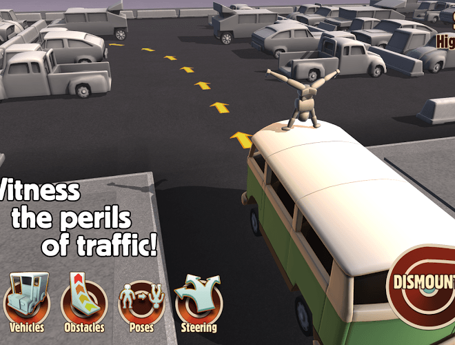 Play Turbo Dismount on PC 3