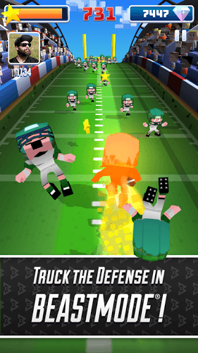 Play Blocky BEASTMODE® Football on PC 6