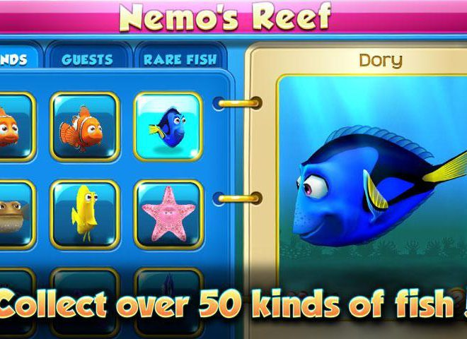 เล่น Nemo's Reef on PC 7