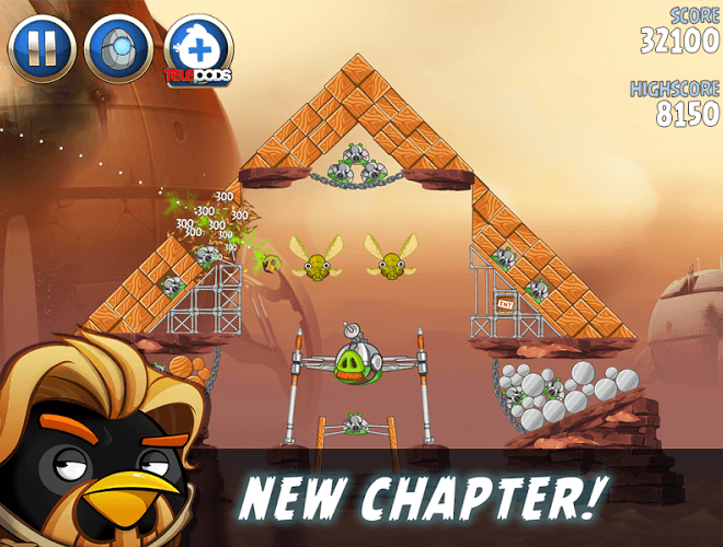 Play Angry Birds Star Wars II Free on PC 17