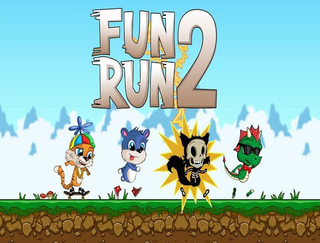 Play Fun Run 2 – Multiplayer Race on PC 10