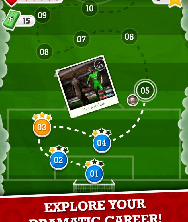 Play Score! Hero on PC 10