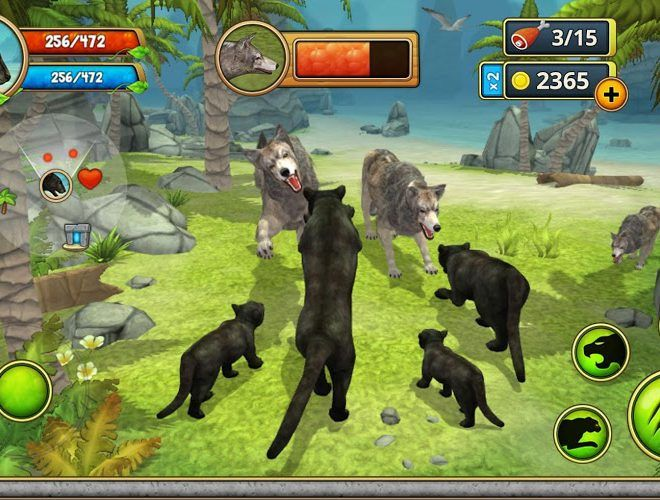 Play Panther Family Sim on PC 6
