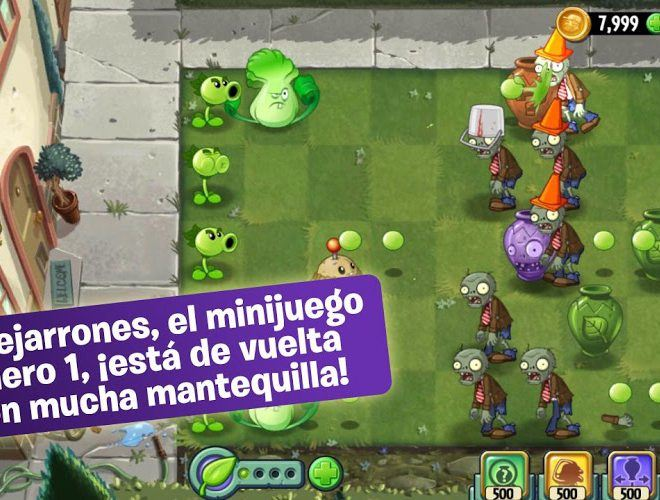 Juega Plants vs Zombies 2 en PC 6