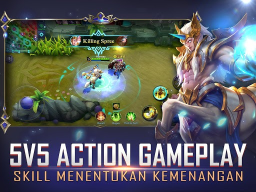 Main Mobile Legends: Bang bang on PC 8