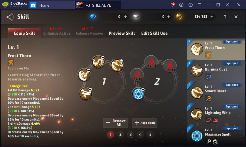 Giới thiệu hệ thống Class siêu ngầu trong A3: Still Alive