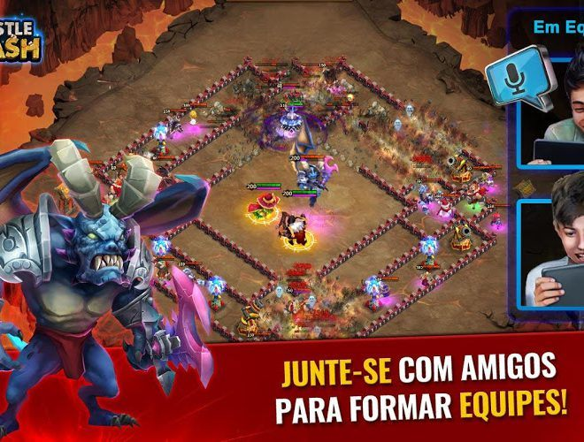 Jogue Castle Clash para PC 16