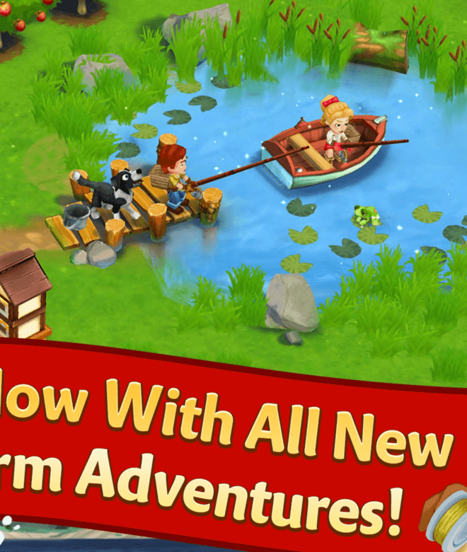 Play FarmVille 2: Country Escape on PC 9