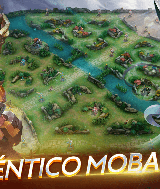 Juega Arena of Valor: 5v5 Arena Game en PC 3