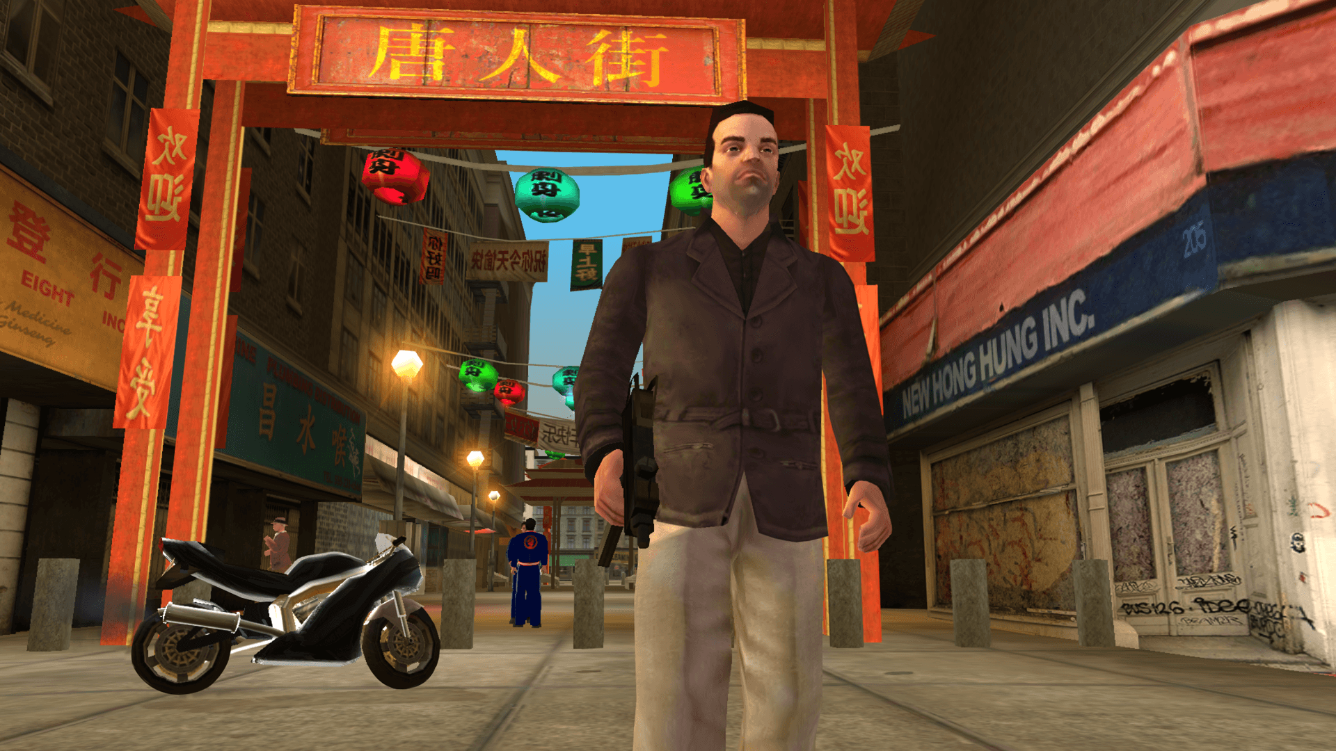 download gta liberty city zip file for pc
