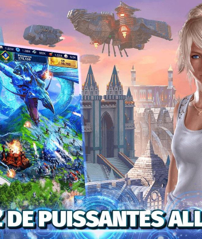 Jouez à  Final Fantasy XV: A New Empire sur PC 15