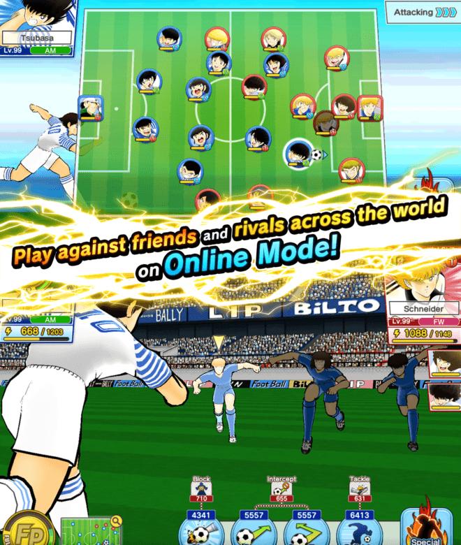 Chơi Captain Tsubasa: Dream Team on PC 18