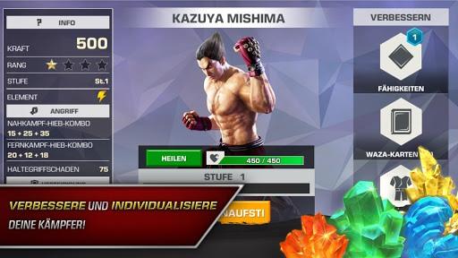 Spiele Tekken auf PC 8