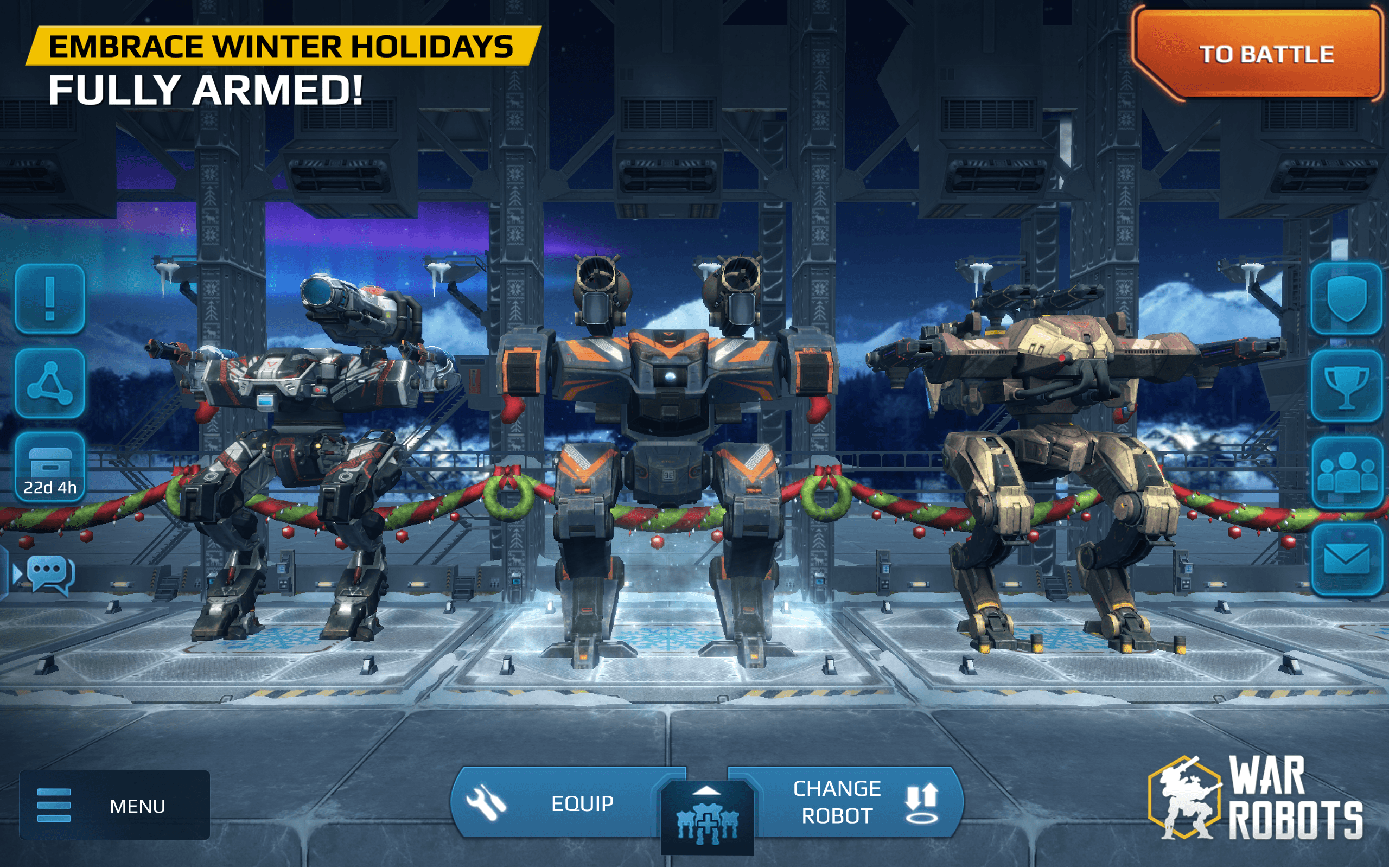Download War Robots on PC with BlueStacks