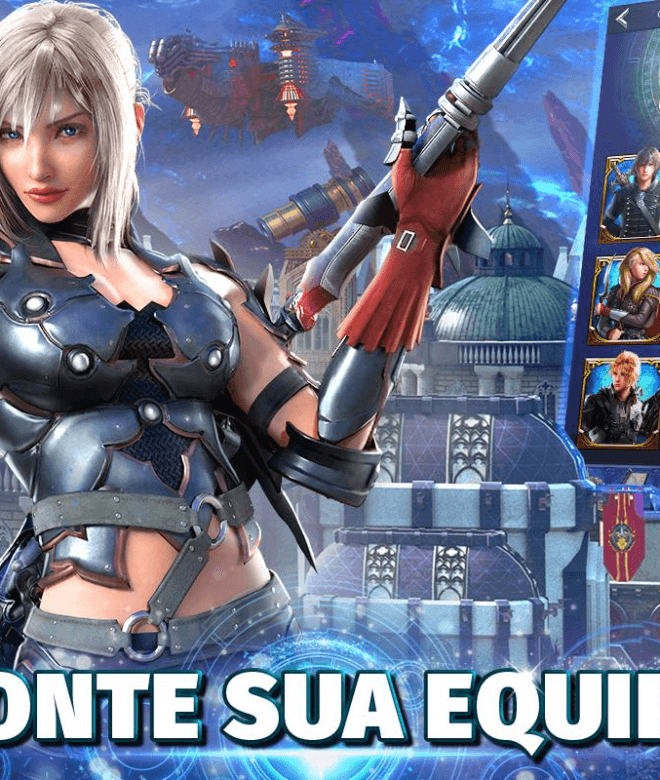 Jogue Final Fantasy XV: A New Empire para PC 19