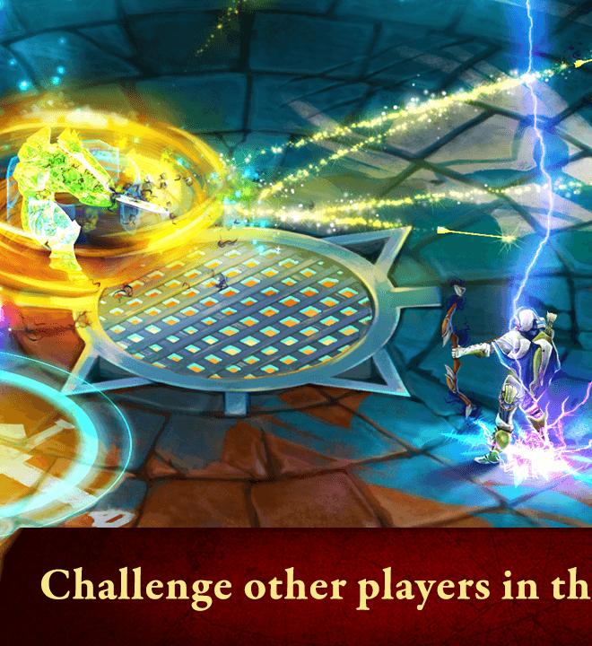 Guild of Heroes İndirin ve PC'de Oynayın 13