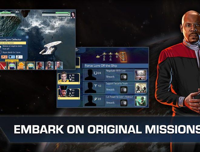 Играй Star Trek Timelines На ПК 9