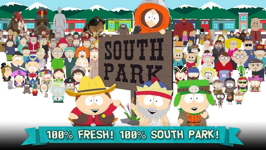 Играй South Park: Phone Destroyer На ПК 3