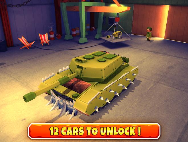 Играй Zombie Offroad Safari На ПК 12