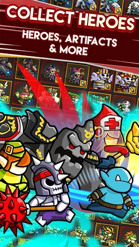 Play Endless Frontier Saga – RPG Online on PC 5