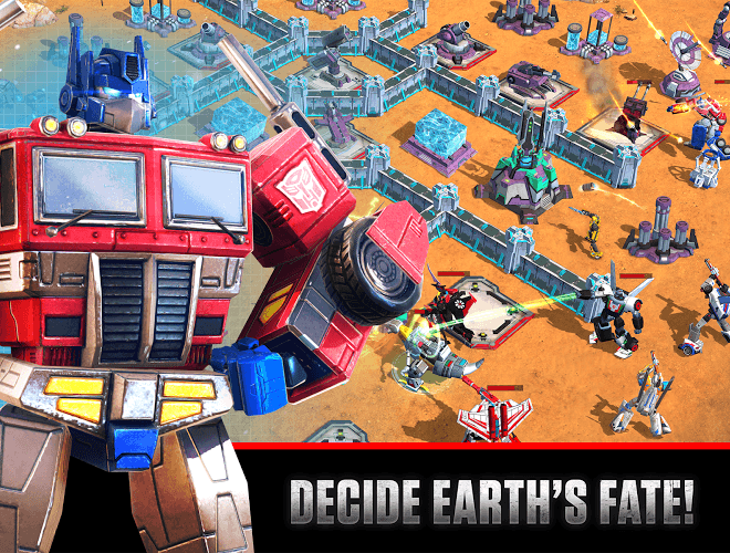 Play Transformers: Earth Wars on PC 4